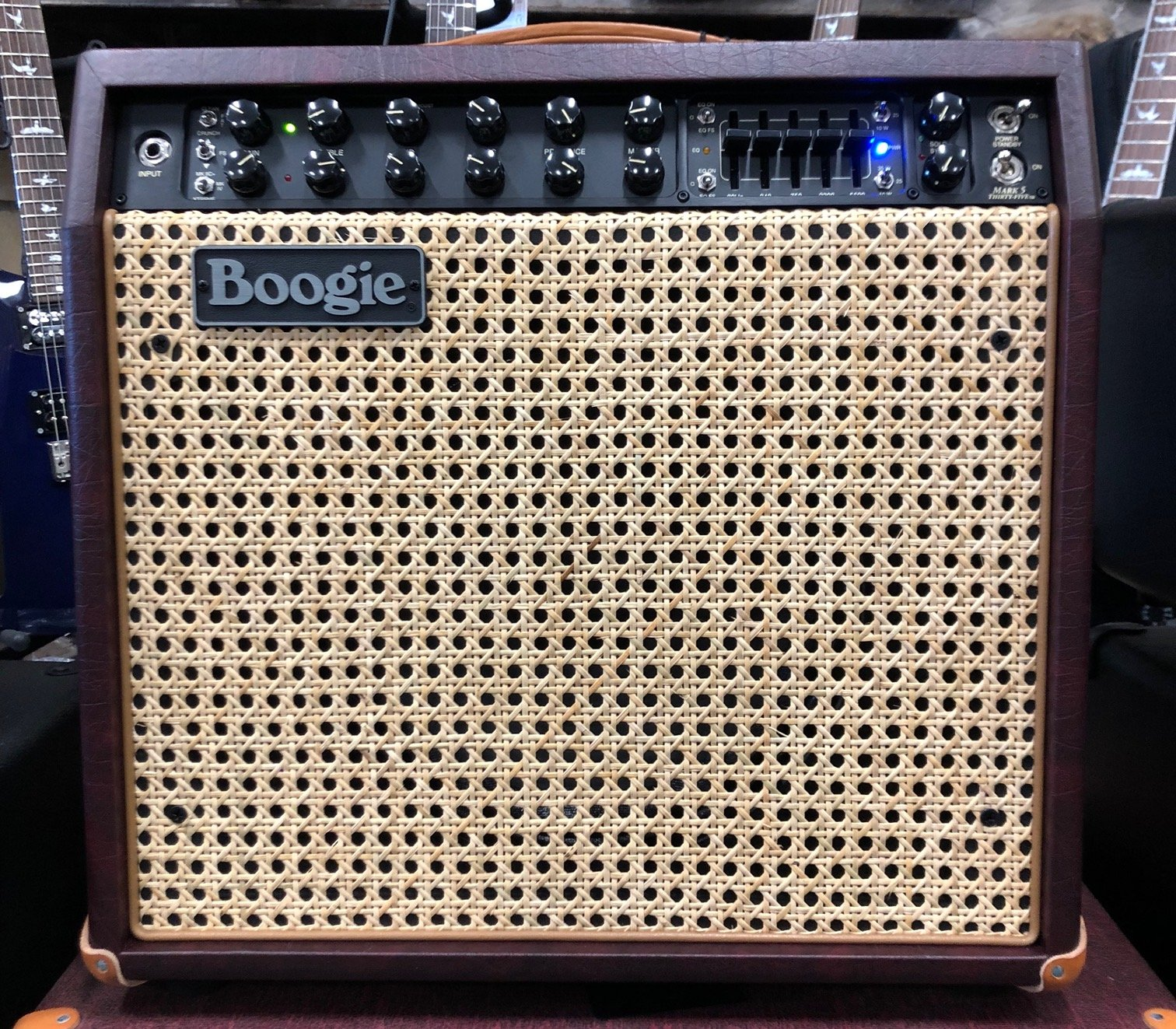 Mesa Boogie Mark 5/35 Combo Custom Color Wine Taurus