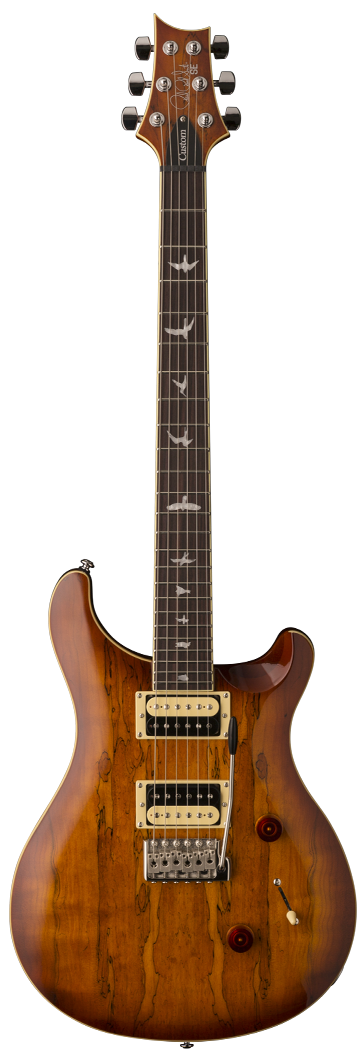 PRS SE Custom 24 Spalted Maple - Free Shipping