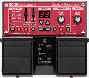 BOSS RC30 LOOP STATION
