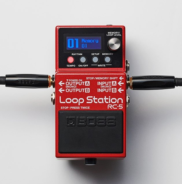 Boss RC-5 Looper