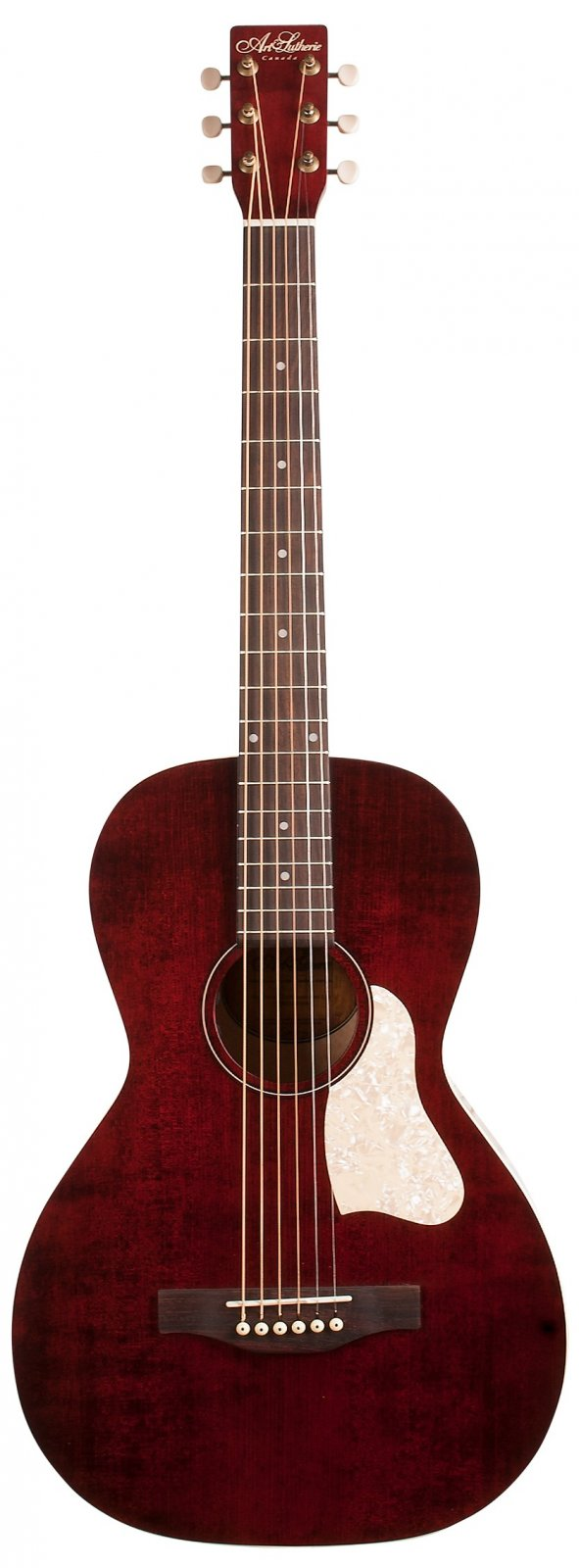Art & Lutherie Roadhouse Tennessee Red Ac/Elec