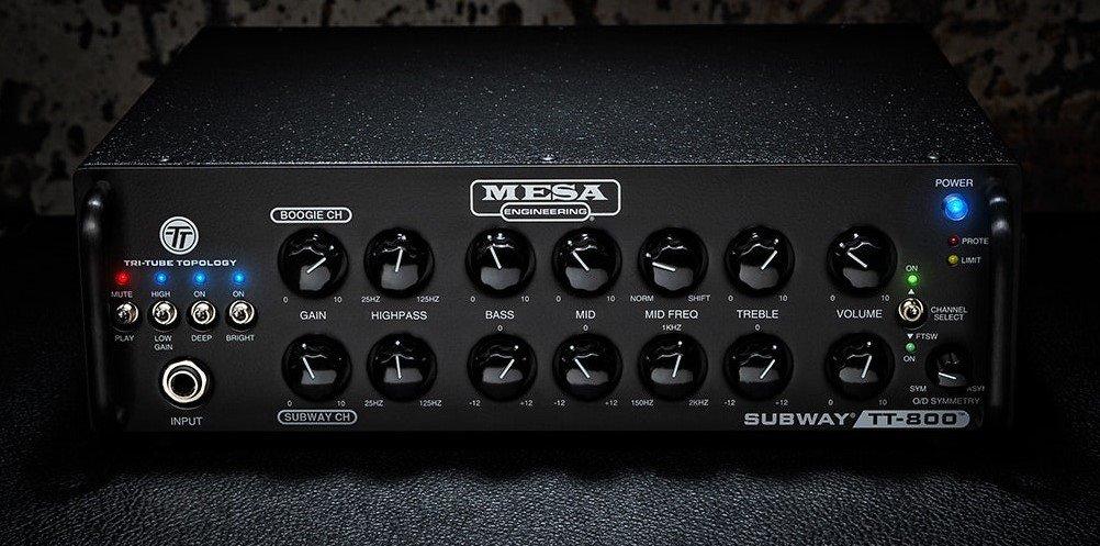 Mesa Boogie TT-800 Bass Head