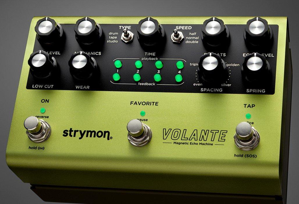 Strymon Volante Magnetic Echo Machine - In Stock