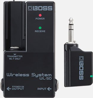 BOSS WL-50 WIRELESS