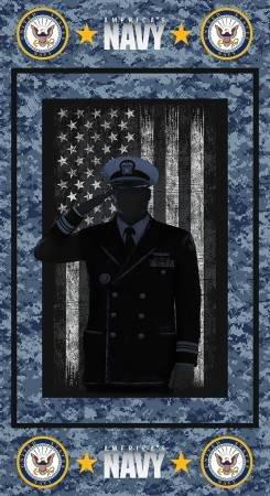America Navy Pannel