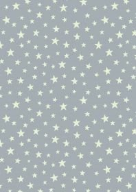 Christmas Glow Stars on Grey