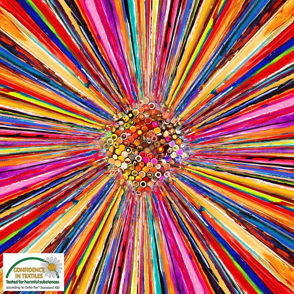 Digital Art Big Bang Graphics 45x45
