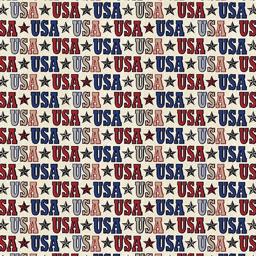 USA Cream (American Rustic)