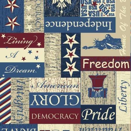 Patriotic Pride of America