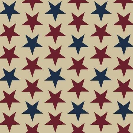 Patriotic Packed Stars