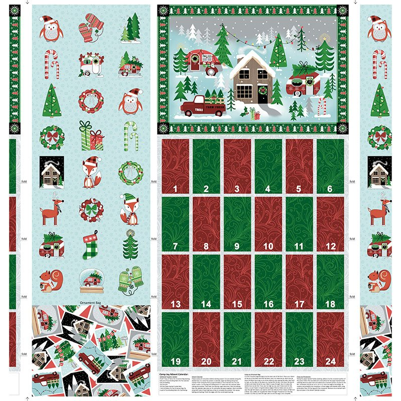 Camp Joy Advent Calendar