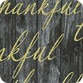 Autumn Beauties Metallic Charcoal 19318-184