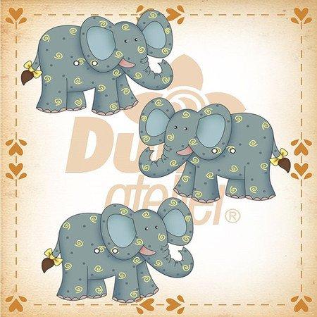 Duna Atlier Elephant Buttons