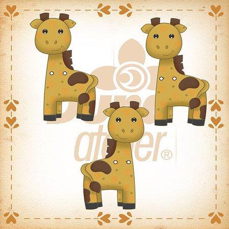 Duna Atlier Giraffe Buttons