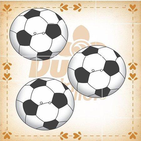 Duna Atlier Soccer Buttons