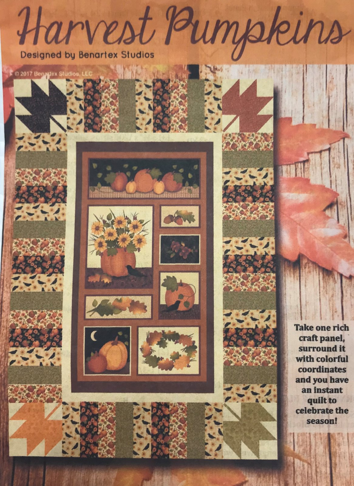 Harvest Pumpkins Kit