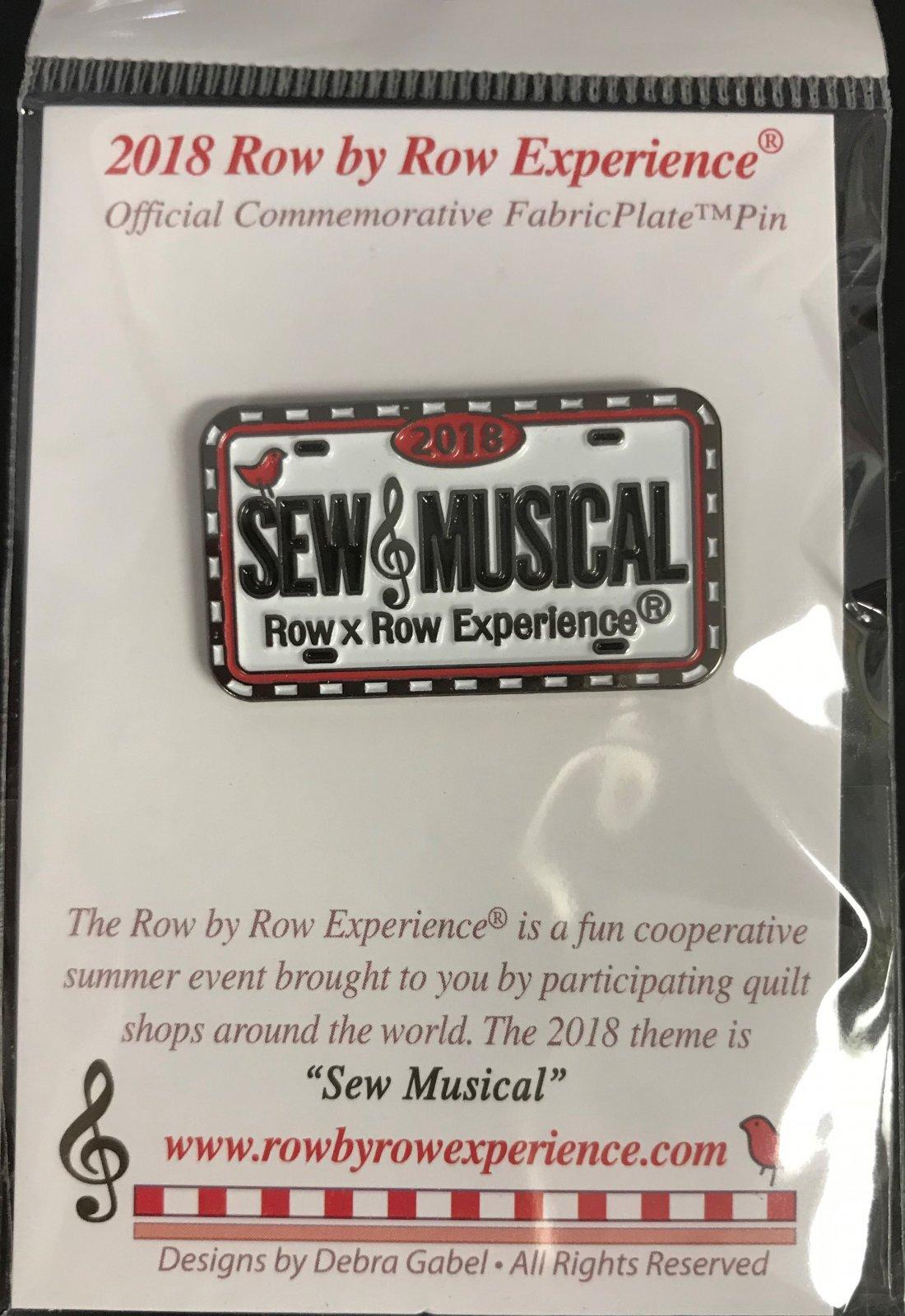 2018 SEW MUSICAL
