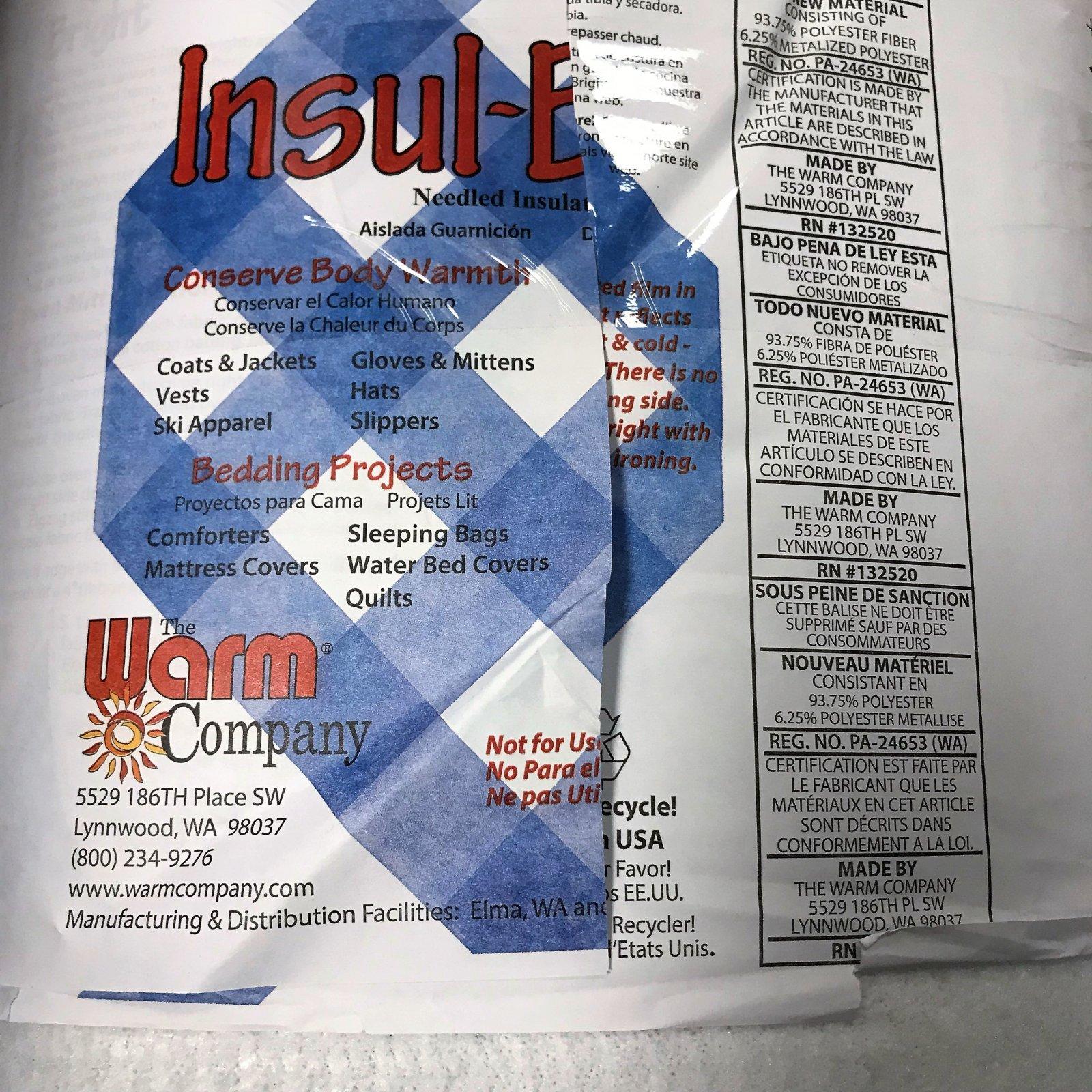 Insul Bright 22x20yds