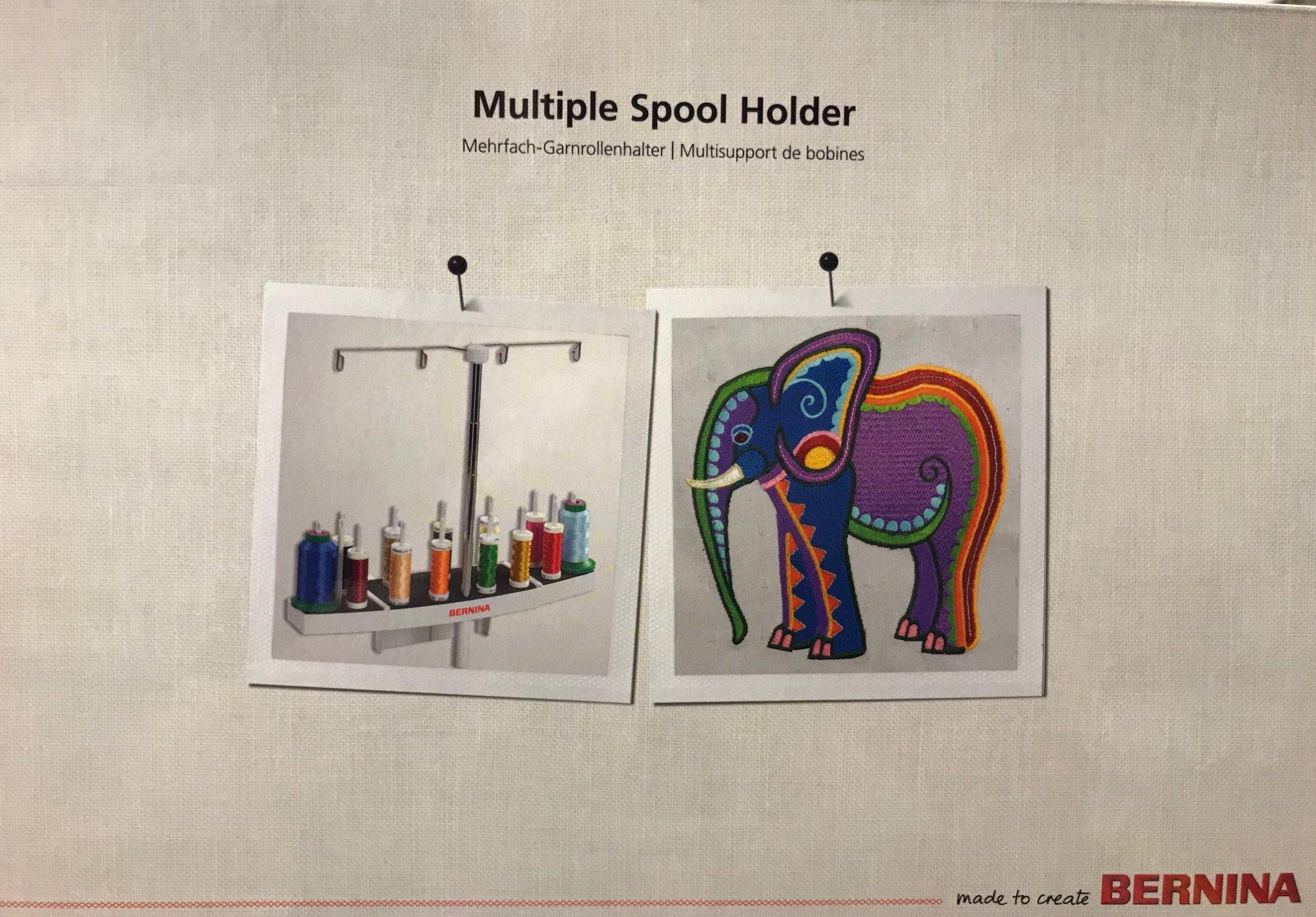 Universal Multiple Spool Rack