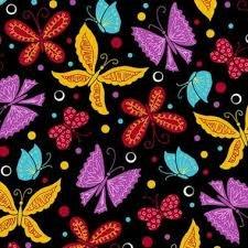 Tango Black Butterflies