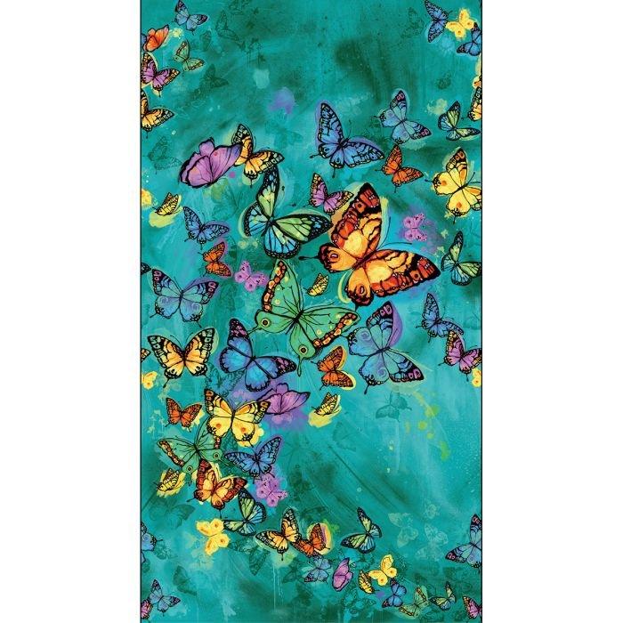 Pavilion-Butterfly Panel 24