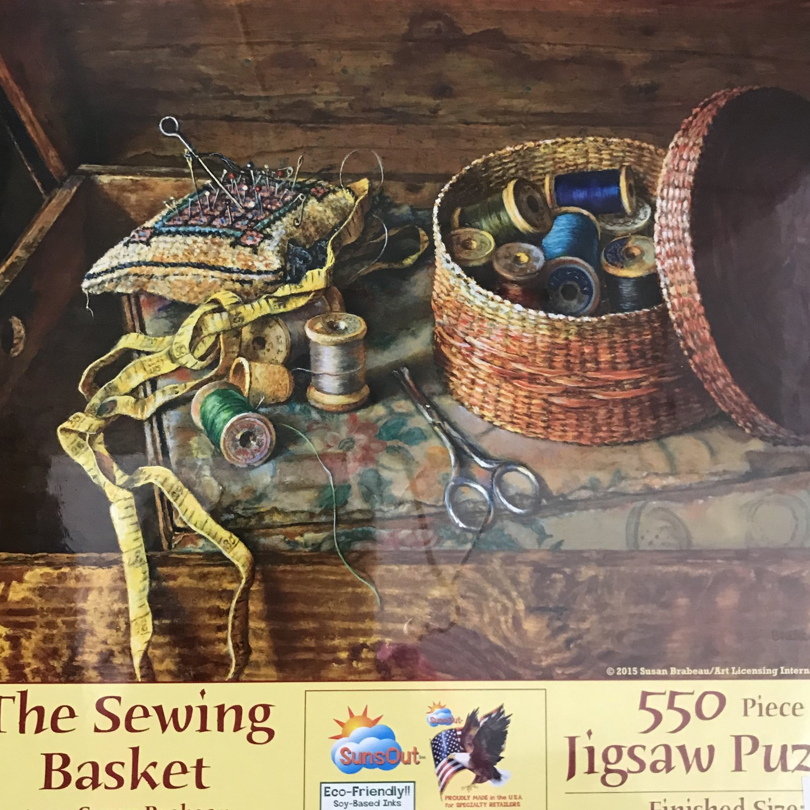 The Sewing Basket Puzzle