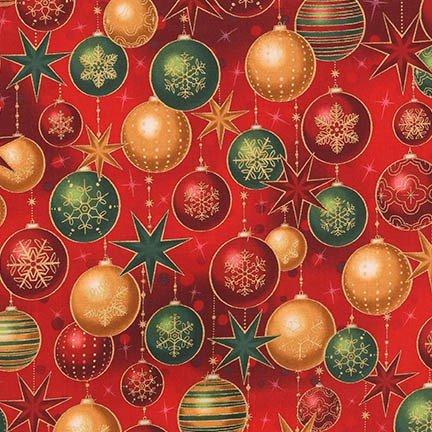 5 - Winter's Grandeur Ornaments
