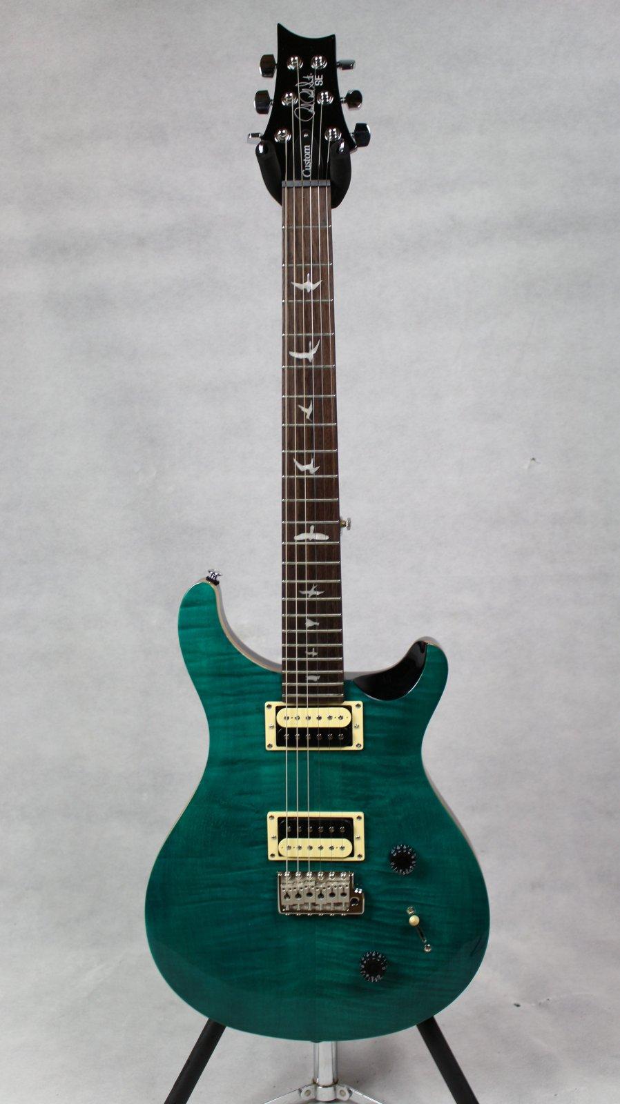 PRS CU2SA SE Custom 22 Sapphire