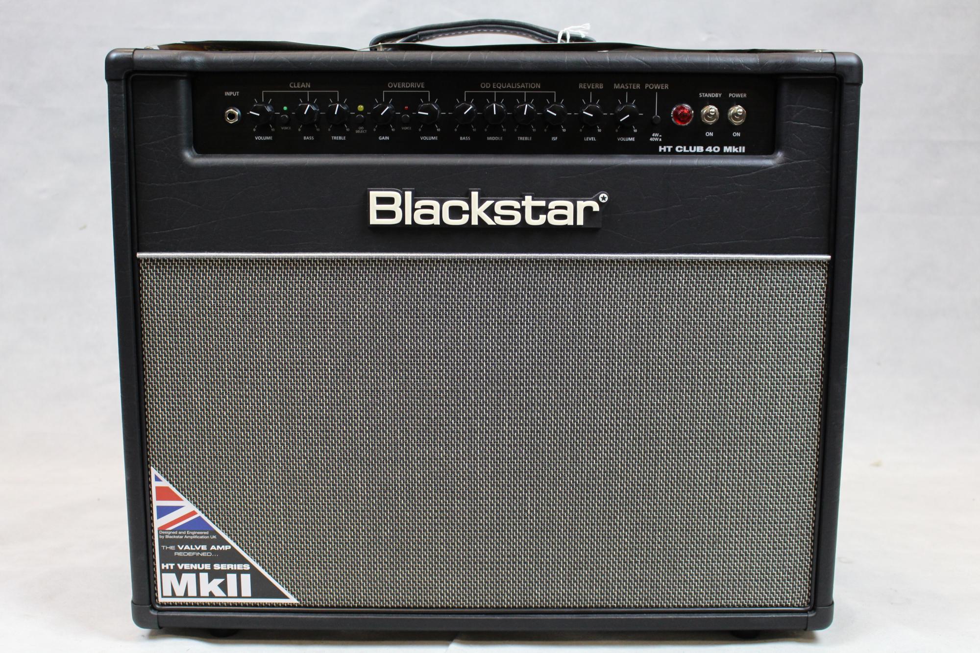 Blackstar HT Club 40 Mark II Guitar Combo Amplifier