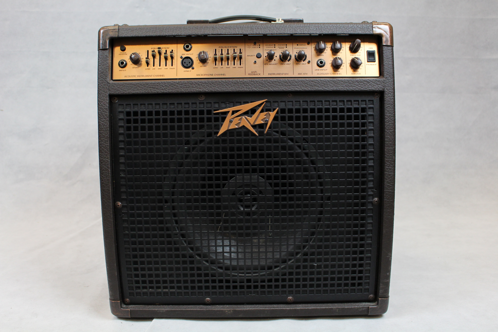 Peavey Acoustic 112 EFX Floor Model Acoustic Combo Amp