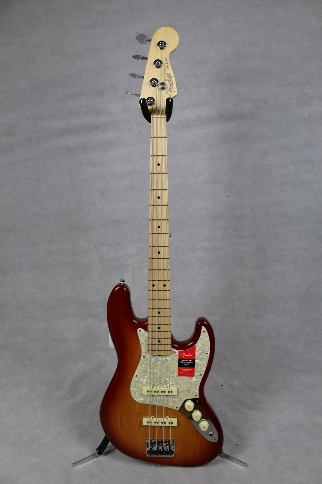 Fender Limited Edition Jazz Bass MN Sienna Sunburst
