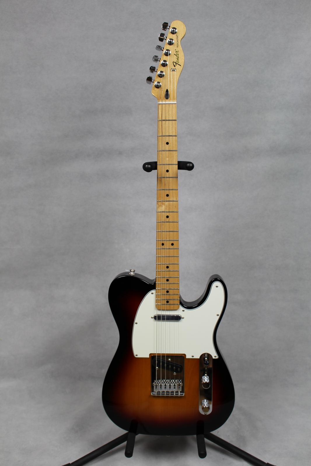 Fender Standard Telecaster MN Brown Sunburst