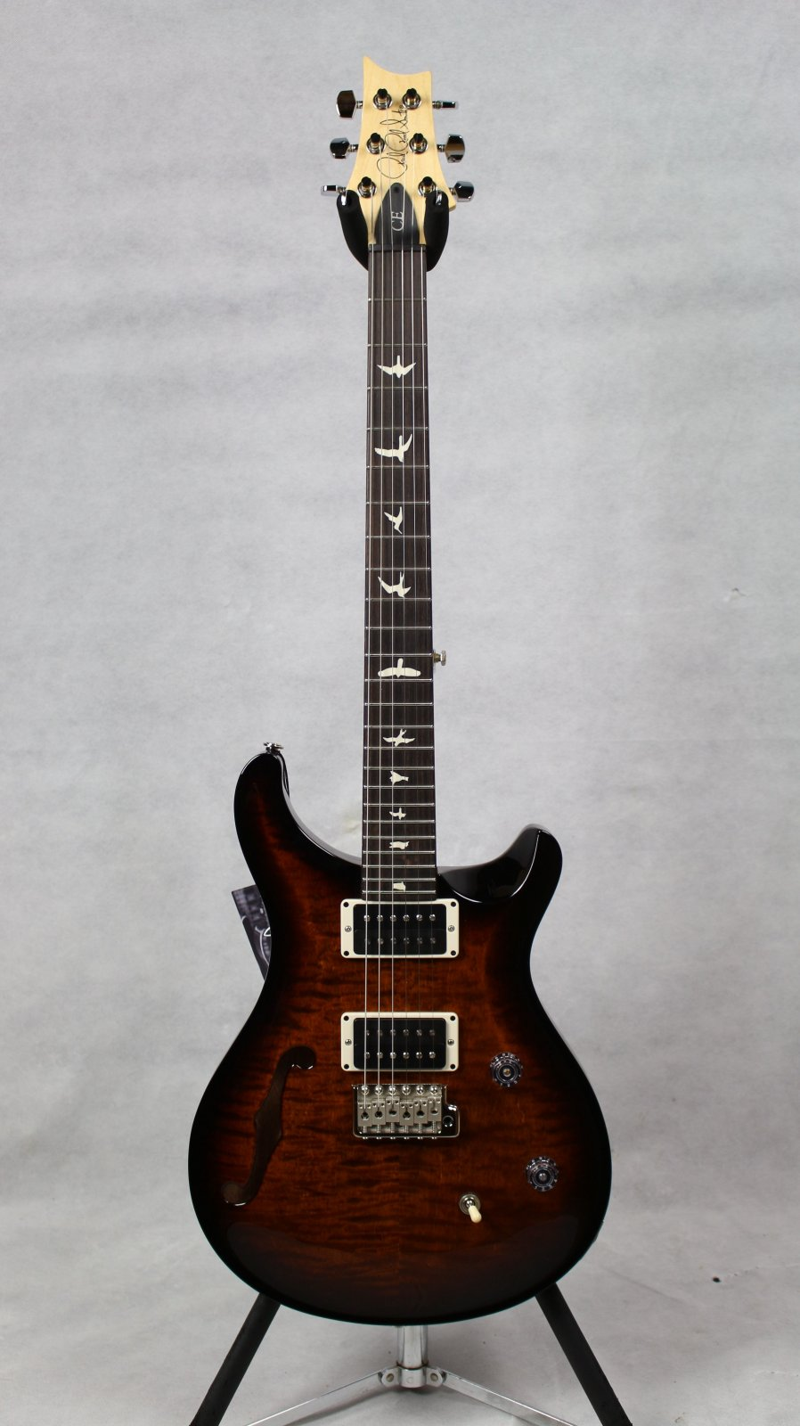 PRS CE 24 Burnt Amber Burst