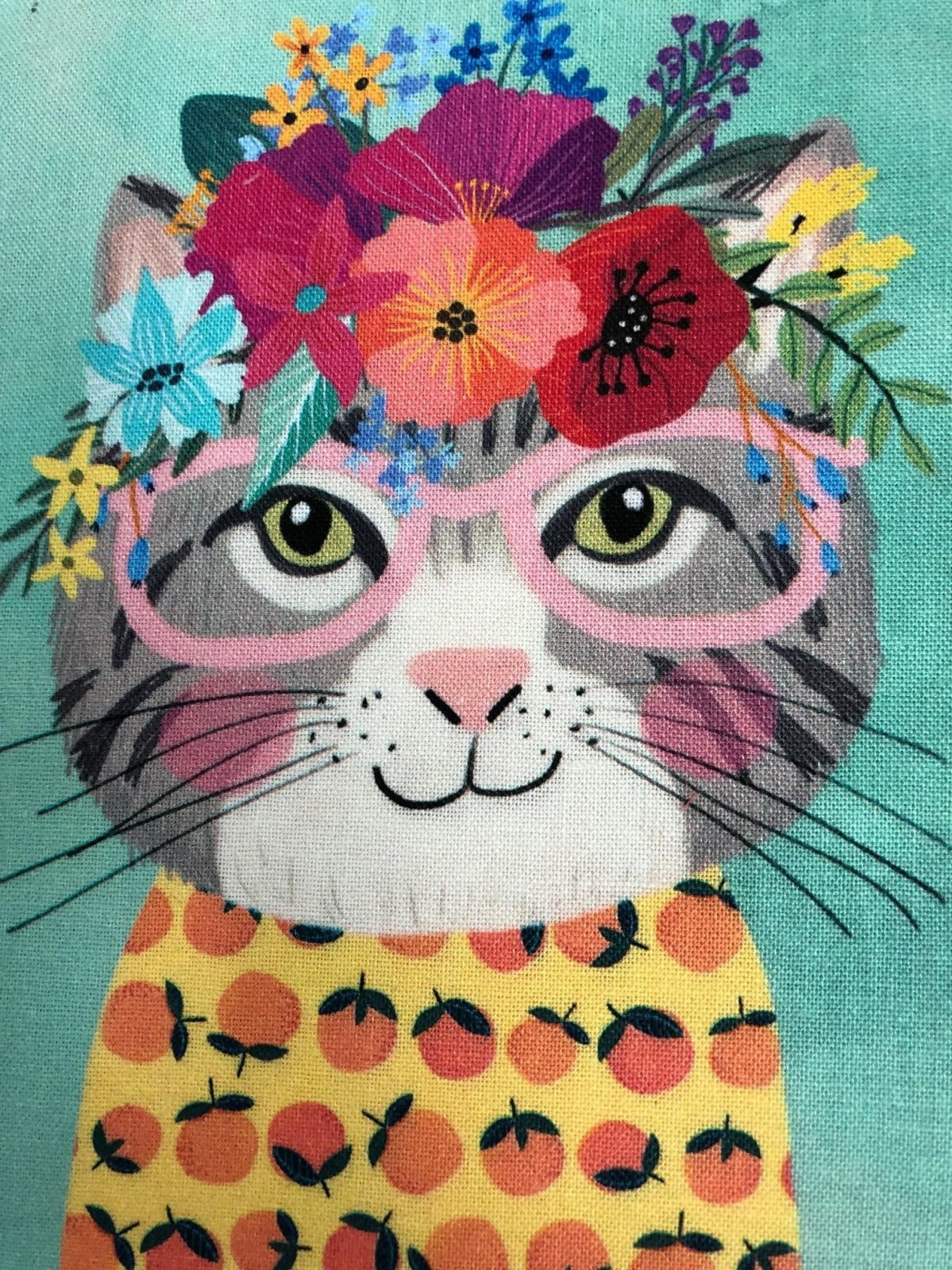 Postcard Kit Sm - Cats 6x4.25in