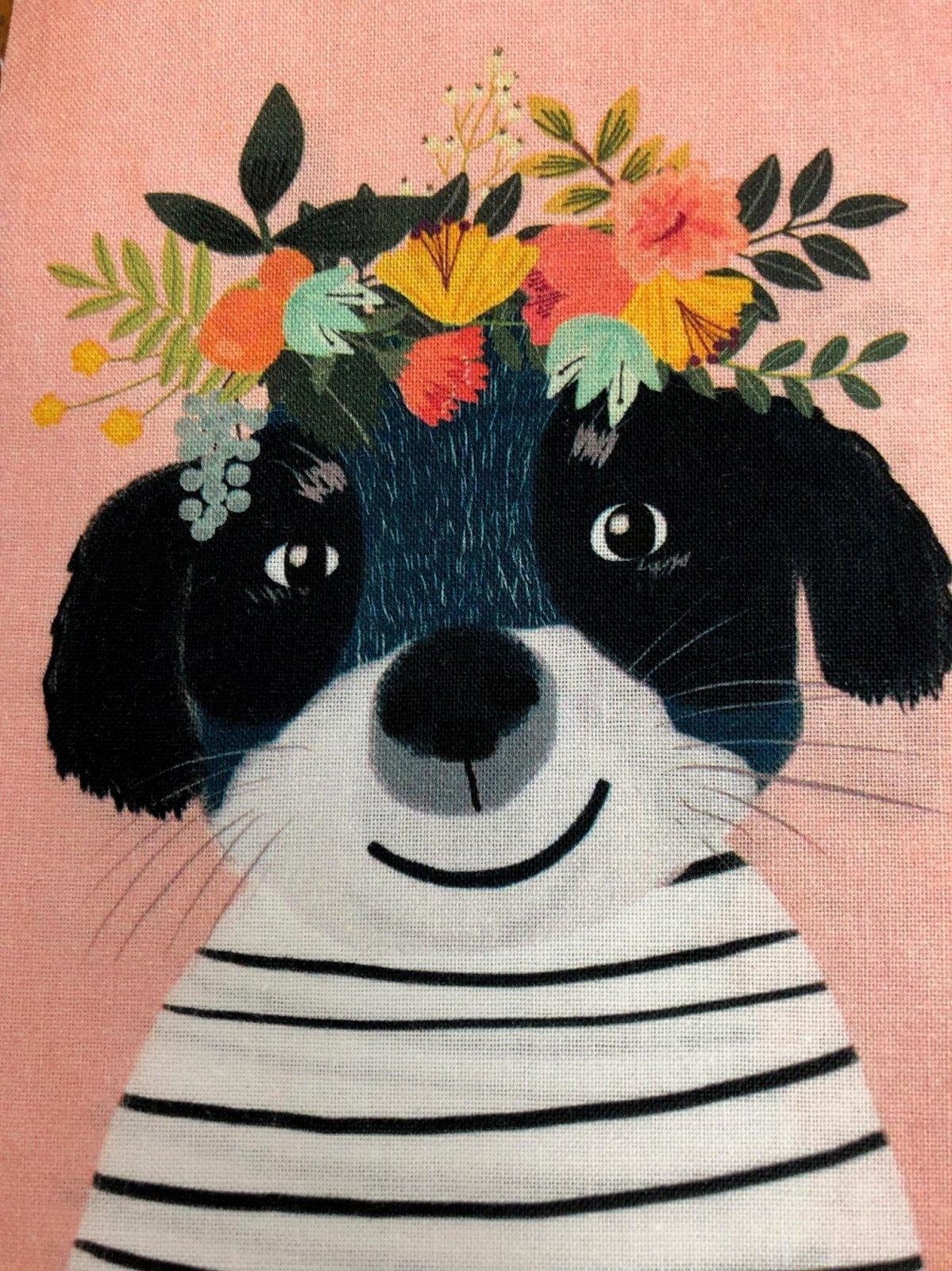 Postcard Kit Sm - Dogs 6x4.25in