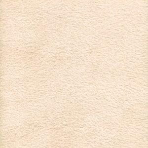 Fleece 12x54in Cream for Wool Mitten Linings