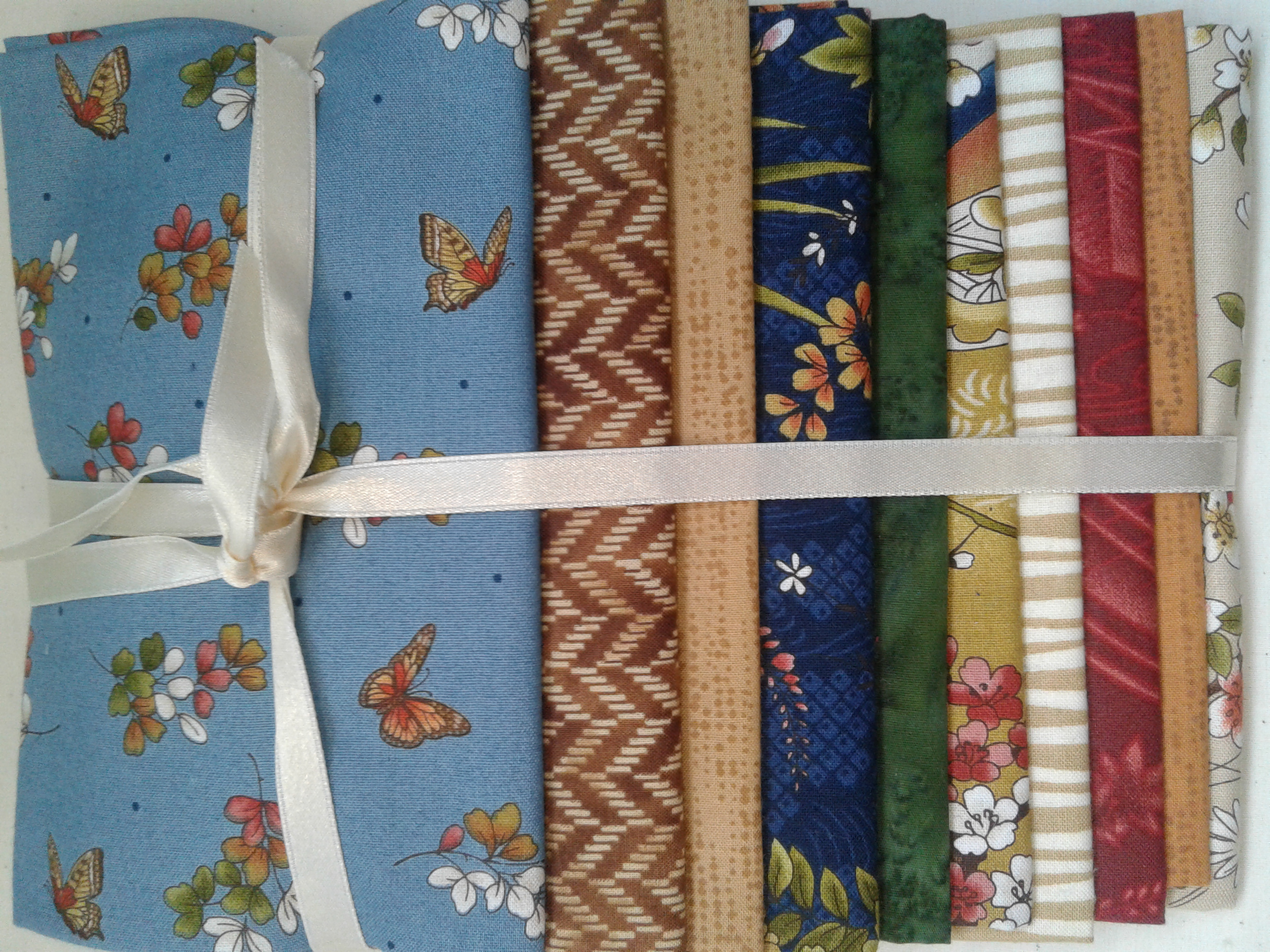 Fat quarter 10 pack