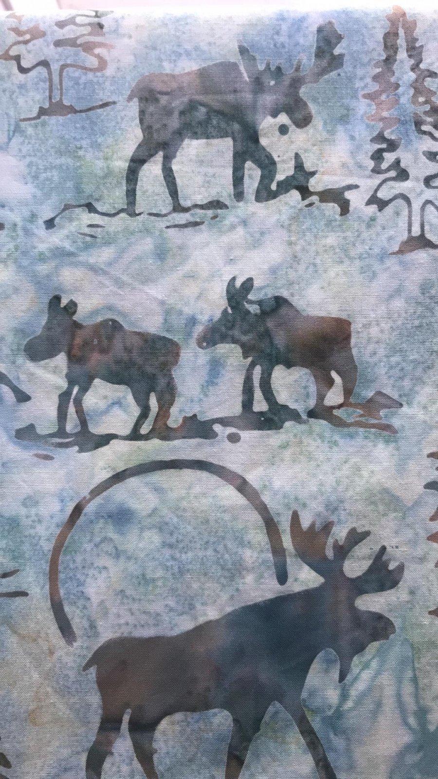 Cusom/Moose Green