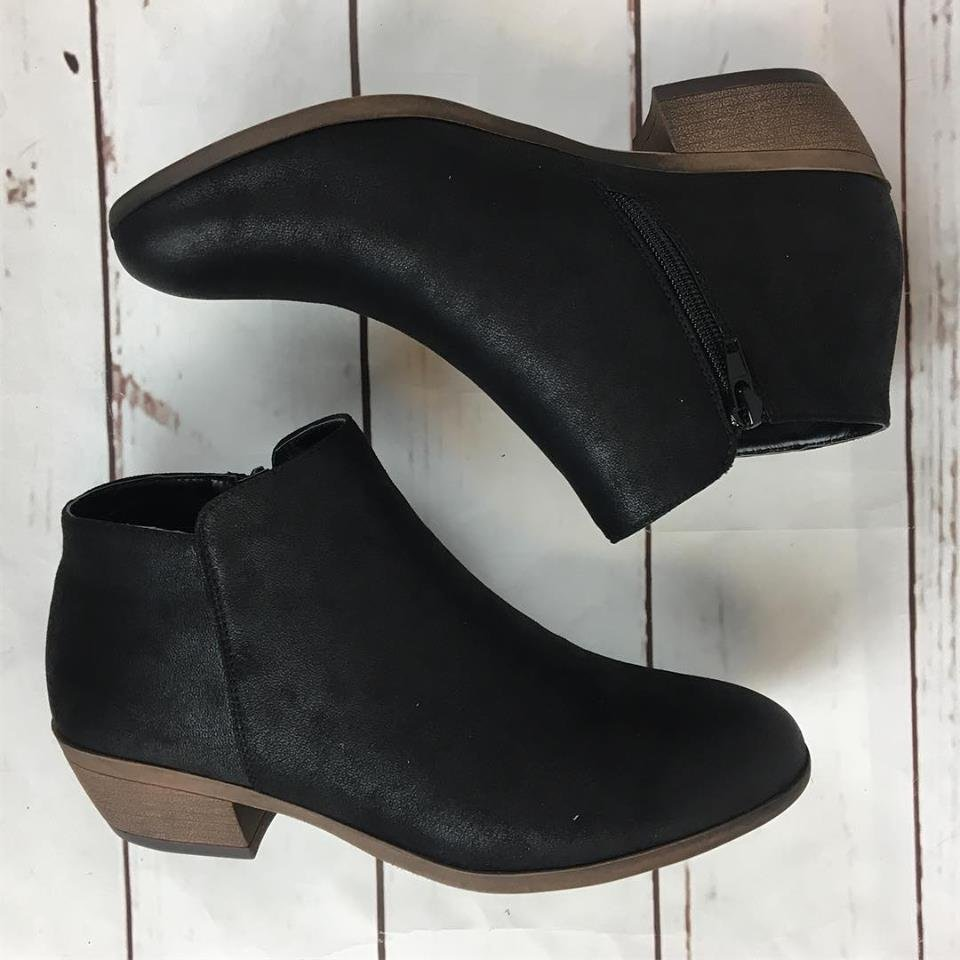 Basic bootie