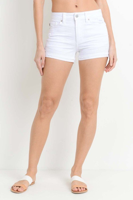 Released Cuffed shorts