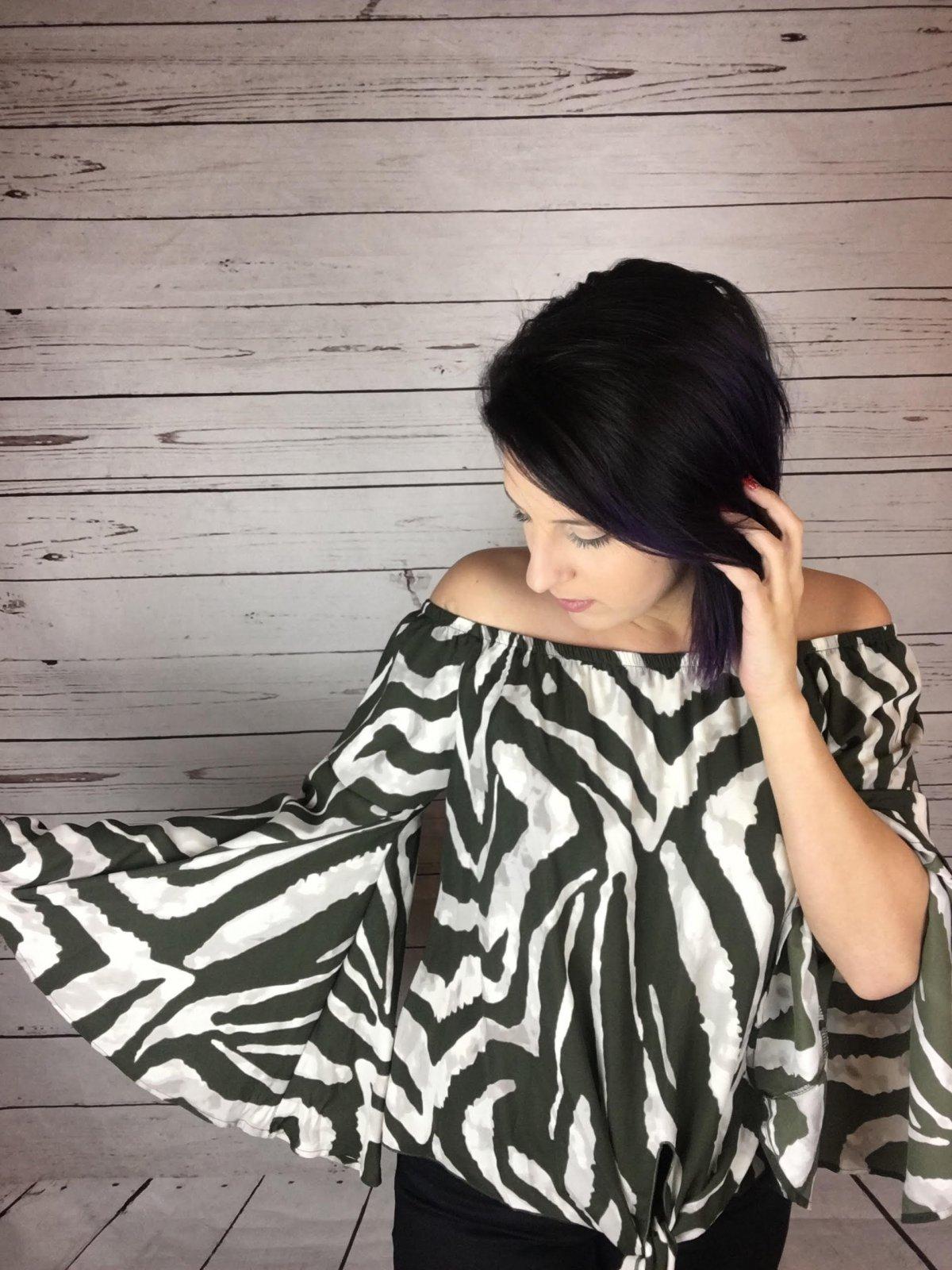 OTS Zebra print