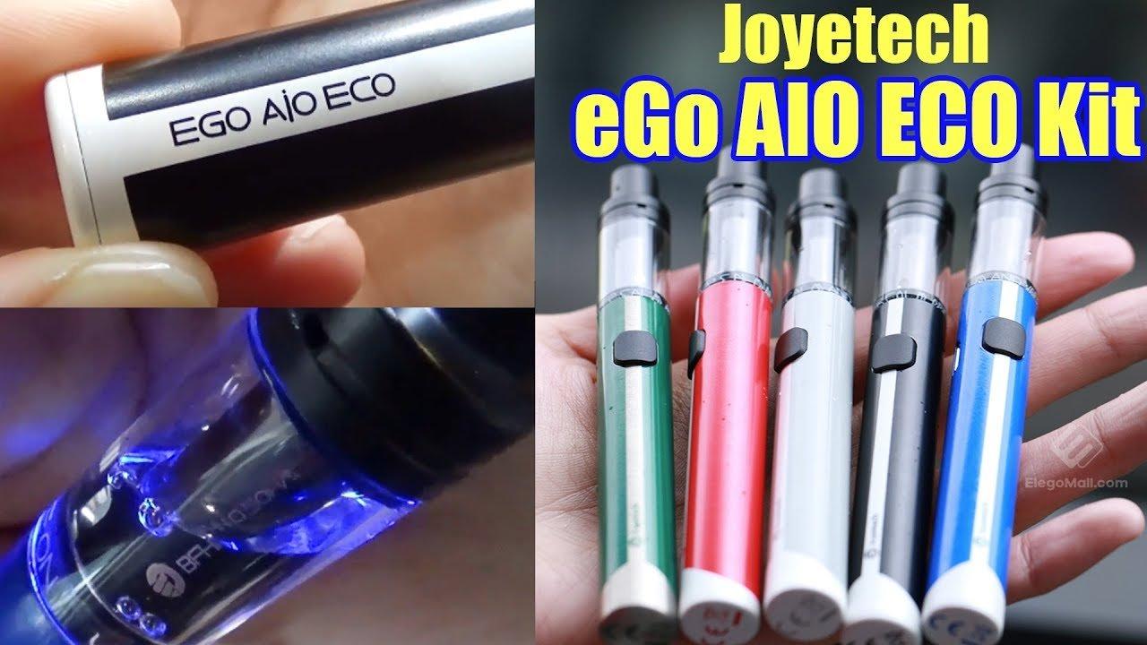 Joyetech eGo AIO ECO mod specifications - My Next Vape