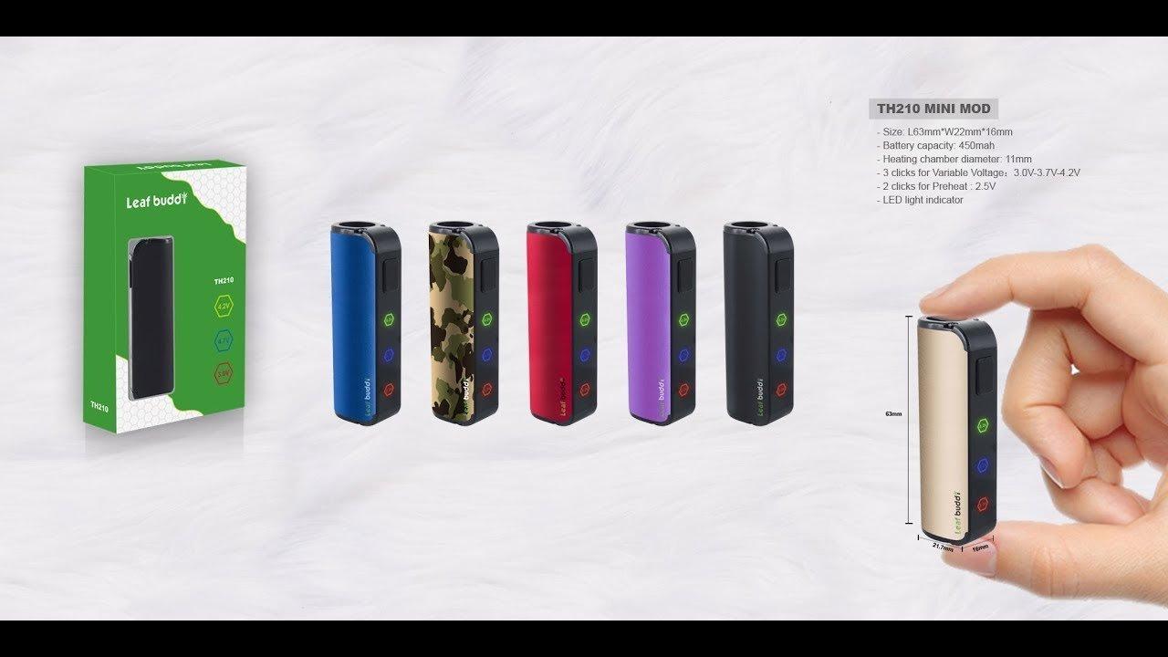TH210 Mini Box Mod by Leaf Buddi