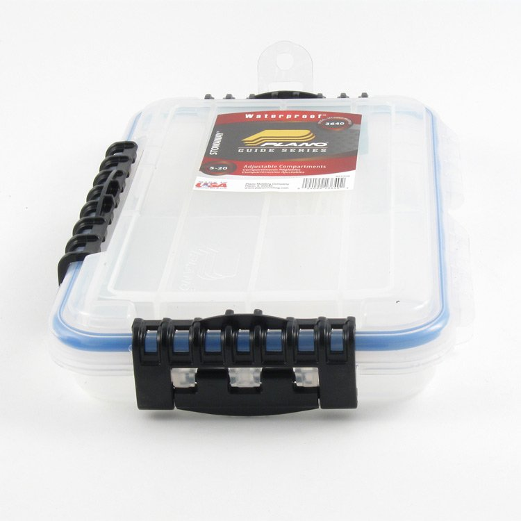 TACKLE BOX - MEDIUM BLUE