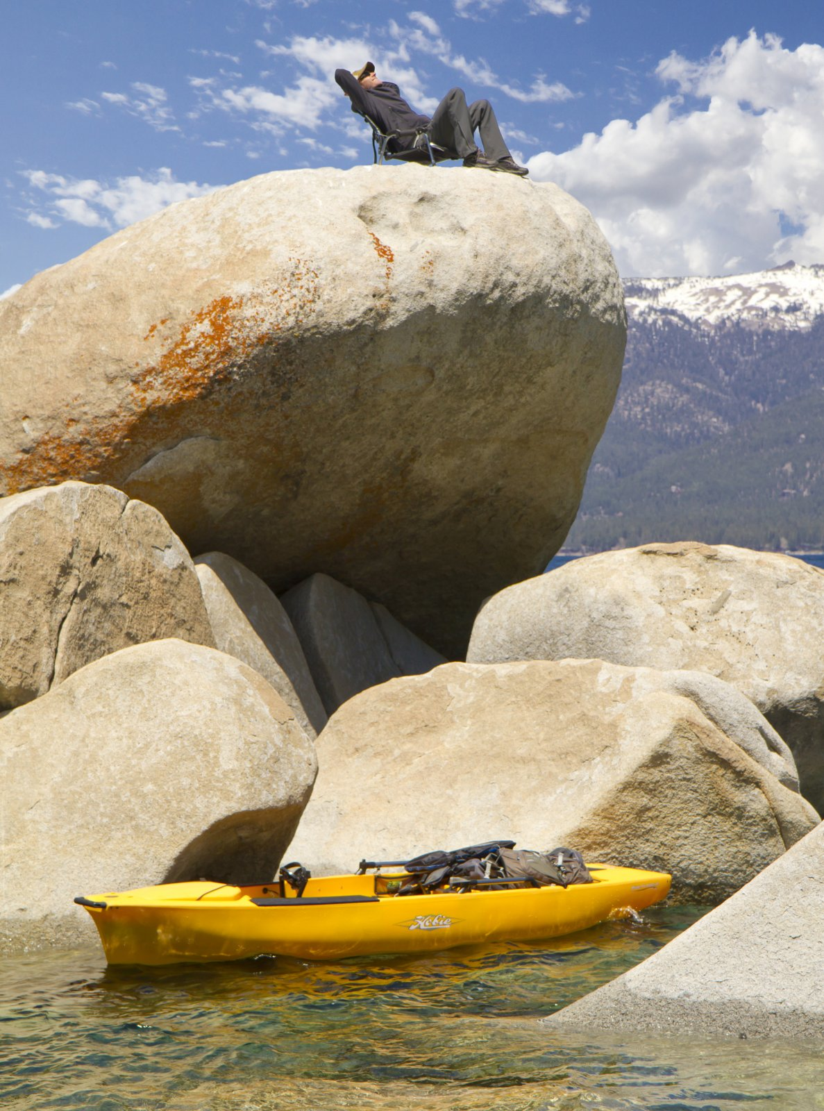 About Waterline Sports: Hobie Kayak and Malone Trailer Dealer