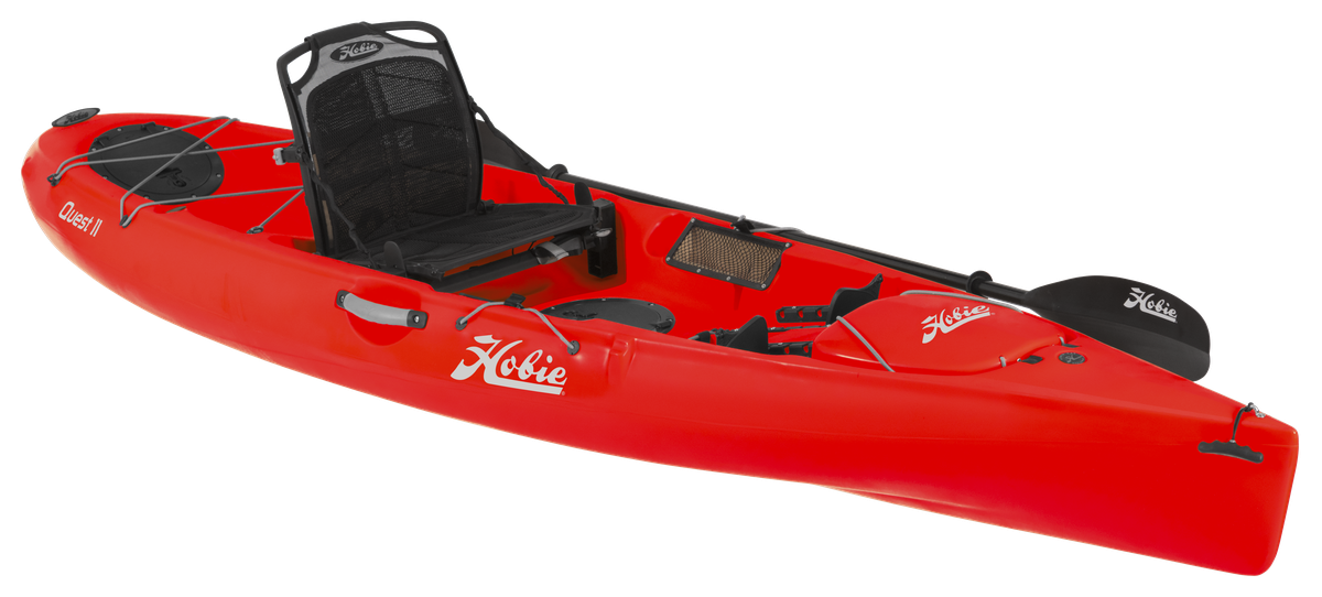 Hobie Quest 11 Paddle Kayak - 792176139515