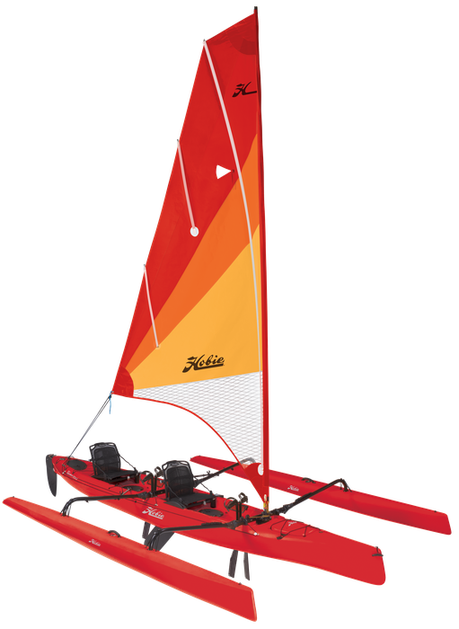 Hobie Mirage Tandem Island Sailboat