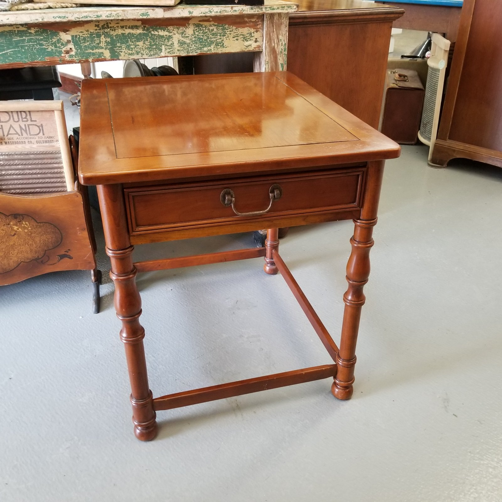End Table by Hickory Chair