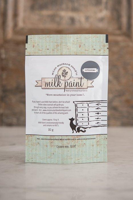 Artissimo Miss Mustard Seed Milk Paint Tester 30g