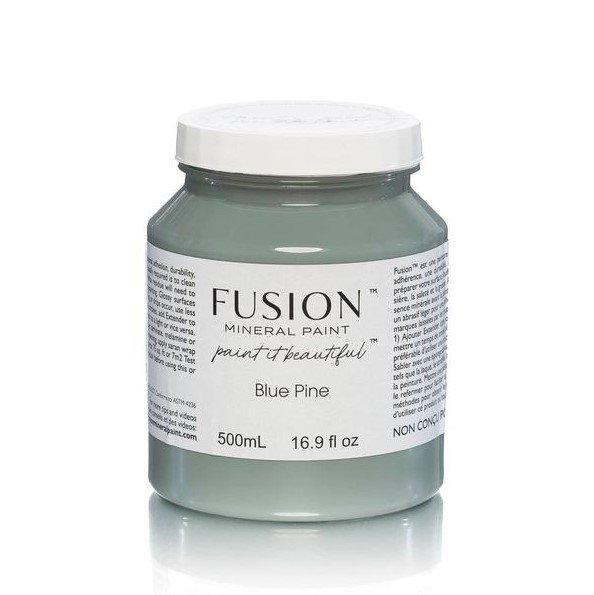 Blue Pine Pint Fusion Mineral Paint